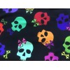 Selection Isa tissus Qc / skull fille multicolor