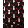 Jersey / knit / Design Julie Carpentier / Ohhh Deer! buck chalet
