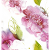 Selection Isa tissus Qc / fleur watercolor