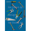 Design isa tissus Qc / Outils