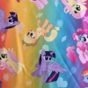Jersey / Knit imprime / My Little Pony