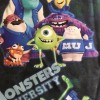 Jersey / Knit imprime / Monsters Inc.