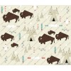 Design Julie Carpentier /  bison et tente mix