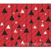 Design Julie Carpentier / Ohhh Deer! triangles chalet